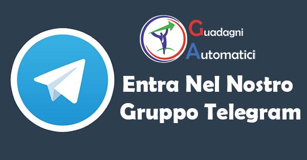 Entra nel Grupo Telegram di PEZ8